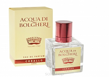 Perfumy ACQUA DI BOLGHERI CORALLO 80ml