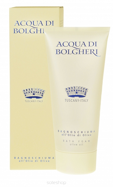 Pianka do kąpieli ACQUA DI BOLGHERI INDACO 200ml
