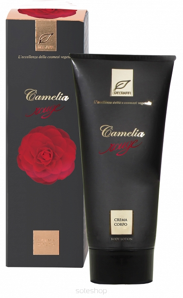 Balsam do ciała CAMELIA ROUGE 200ml