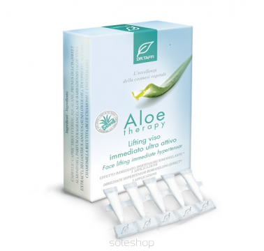 Lifting do twarzy ALOE THERAPY 5x0,5ml