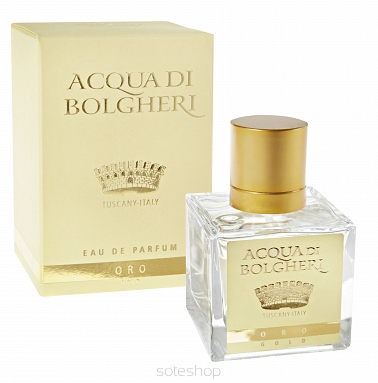 Perfumy ACQUA DI BOLGHERI ORO 80ml